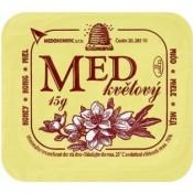 Med porcovaný - květový - 15g - balení 48ks