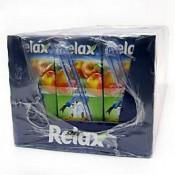 Relax džus jablko 27x200ml