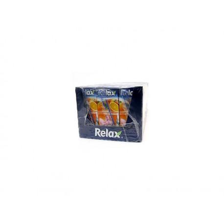 Relax džus pomeranč 27x200ml TP