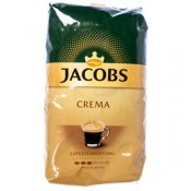 Jacobs Crema káva zrno 1kg