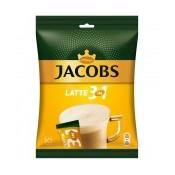 Jacobs Cafe Latte instantní káva 10 x 14g