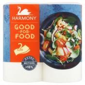 Harmony Praktik kuchyňské utěrky 2-vrst. 2 role